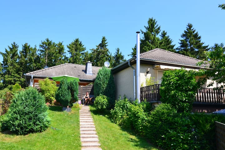 Lovely Holiday Home in Diemelsee near Ski Area Willingen