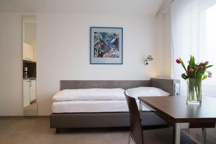 Apartmenthaus Renz Typ A - Aalen - Departamento