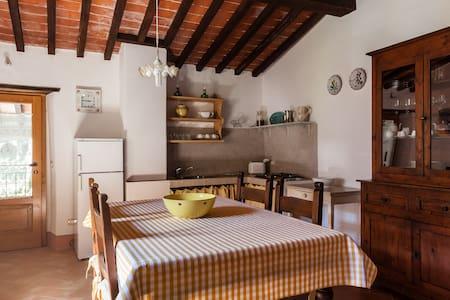 Gli Olivi - Ancient Tuscan Cottage