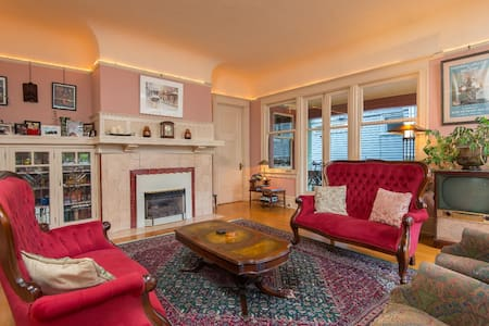 Private room with shared bath - Portland - Bed & Breakfast