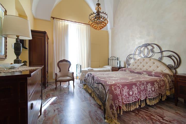 PALAZZO OSANNA - Luxury room