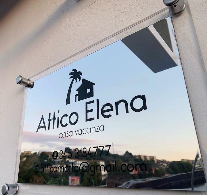 Attico Elena Catania Centro