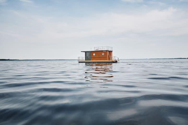ohoi-Hausboot Jenny
