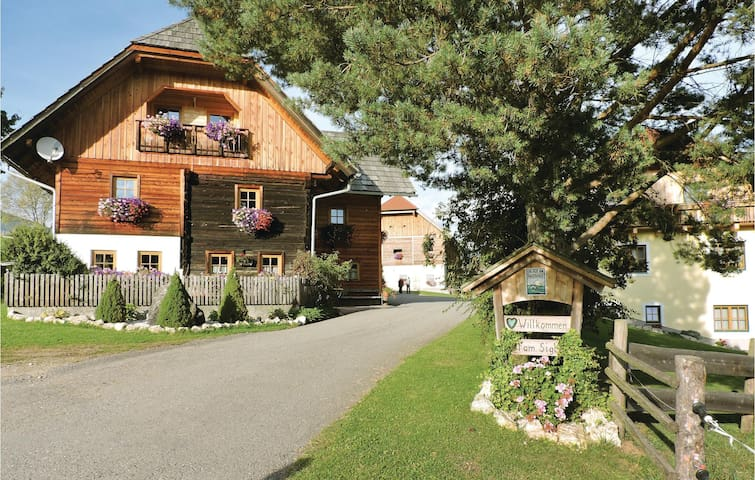 Holiday apartment with 2 bedrooms on 55 m² in St. Peter/Kammersberg