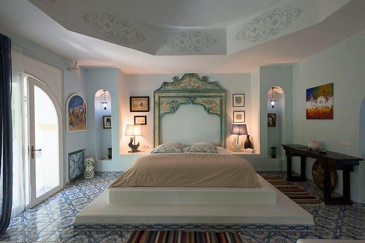 DAR HEIWA - Hammamet Quartier Sidi Bou - Bed & Breakfast