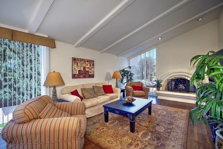 Suite Catalina in the Village of Rancho Santa Fe