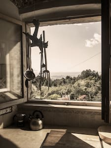 rustico sulle colline livornesi - Valle Benedetta
