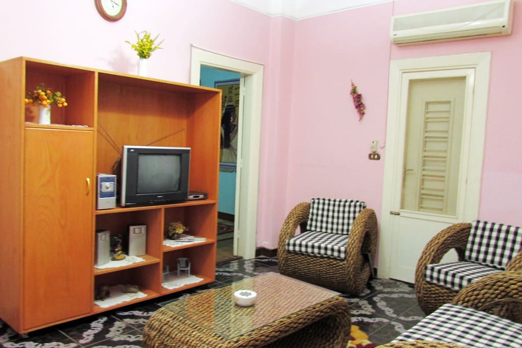 Wunderschöne Wohnung in Dokki/Kairo - Apartments for Rent in Dokki ...