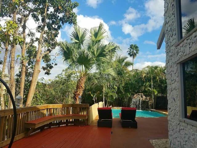 Luxurious Paradise - Plantation - Casa