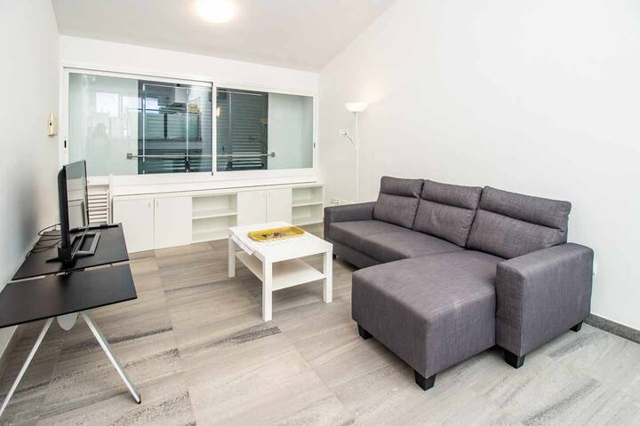 New duplex in the center of Banyoles for 4 people