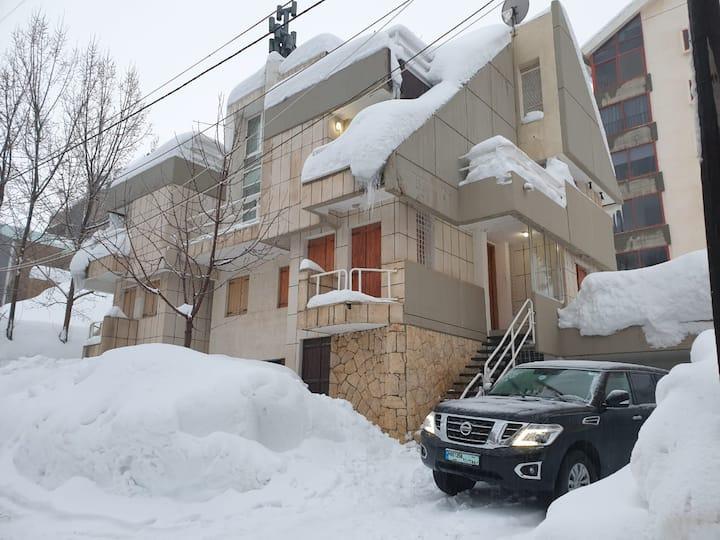 Your Home in Faraya Mzaar - Terrace