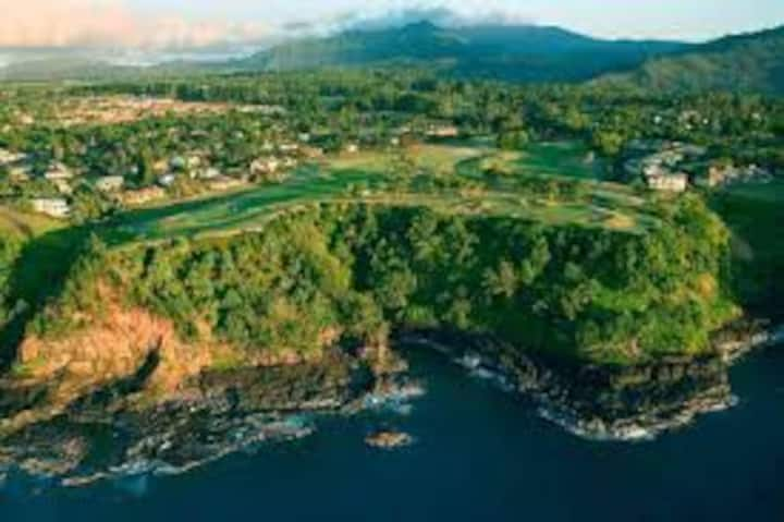Cliffs at Princeville 1BR Resort Condo Sleeps 6