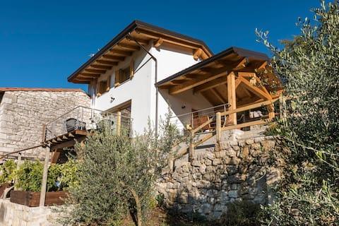 Casa Gilda - loft panorámico para 4 personas