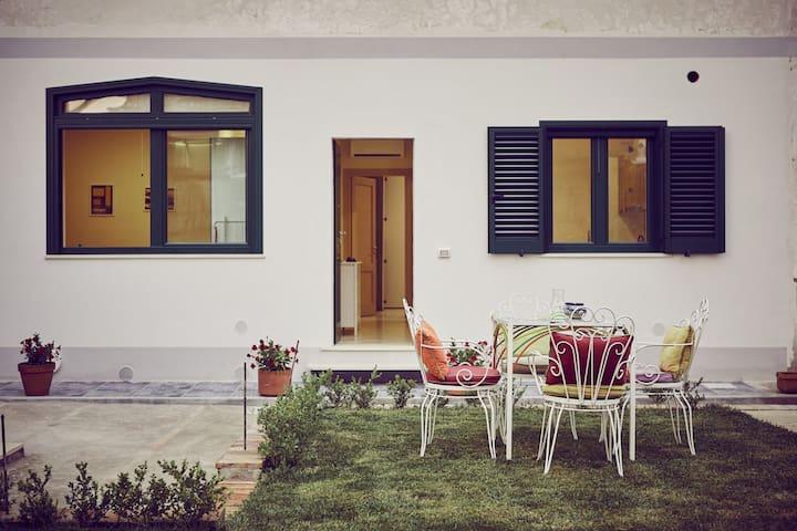 Casa Zoe, in the heart of Ravello - Ravello - House