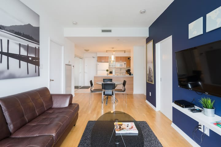 Immerse Yourself in the DT Core - Spacious 2BR/2B