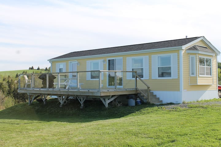 Cottage with breathtaking views in Mabou, NS