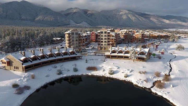 Pirin Golf&CountryClub 5* Sunny Apart SKI GOLF SPA