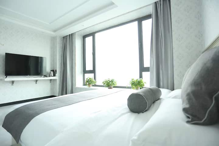 奢华大床房型