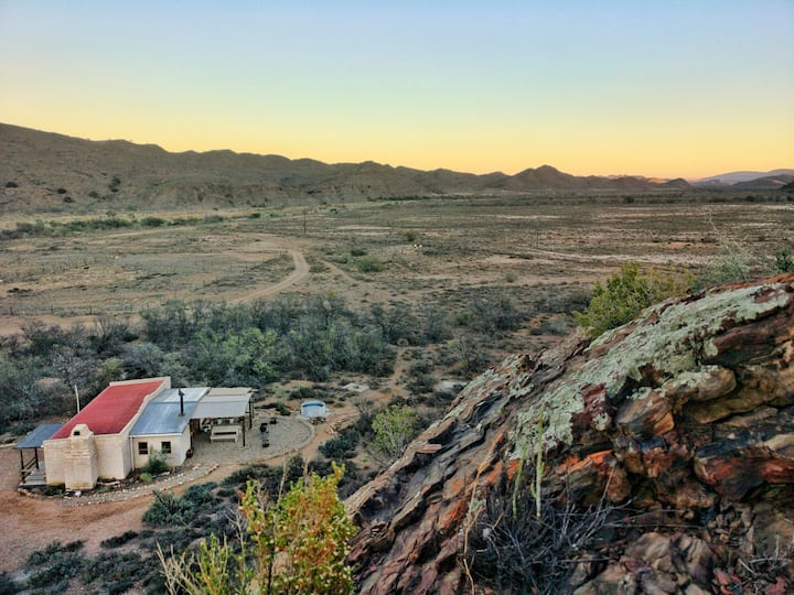 Red Rock Cottage @ The Place