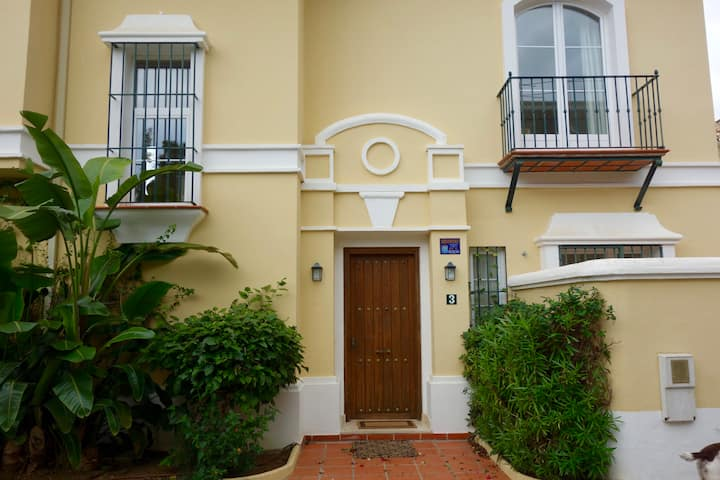 Town House, Elviria, Santa Maria Golf,  Marbella