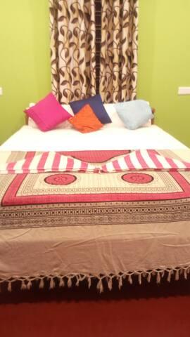 Private Room with balcony @marari seagold (2)