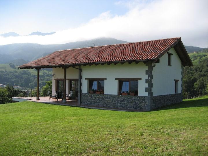 Casa Eloy: Una casa con vistas en Andeyes