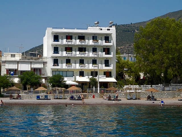 Hotel Apollon - Methana - Apartament