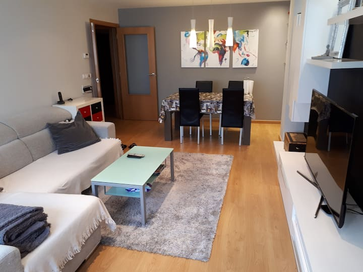 Preciosa habitacion