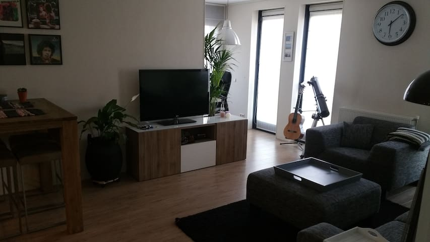 Modern apartment near the Hague and Leiden - Zoetermeer - Flat