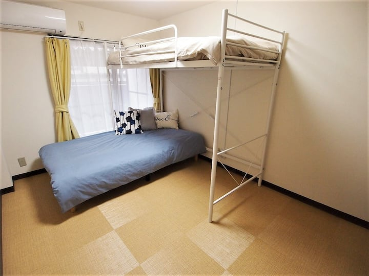 #107 ldeal for small group trip! Near Kanazawa st.