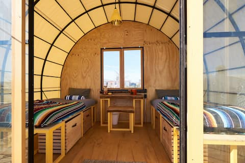 Quonset Hut at Blue Sky Center