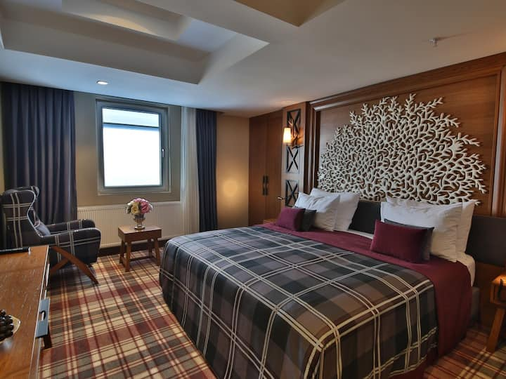 Bof Hotel Uludag Ski Resort - Junior Suite Room