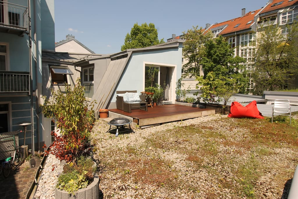 Your individual house in central-Munich