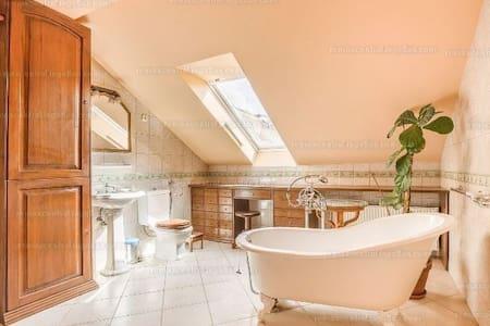 Unique Roof-Top Best Location - Budapest - Apartment
