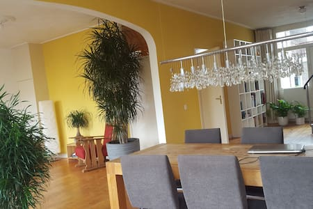 115m2 Luxurious apartment near park - Amsterdam - Apartment