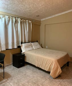 Room near of Mexico City Airport and Basilica