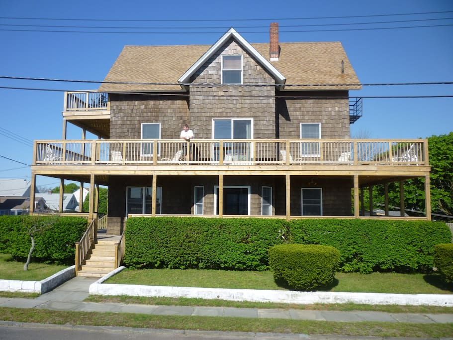 New Jersey Beach House Airbnb