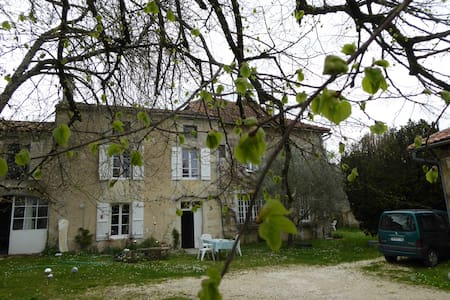Idyllic Farmhouse in the Charente - House