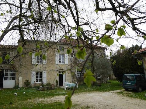 Idyllic Farmhouse in the Charente
