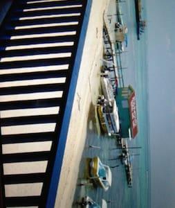 CaribbeanDream 1BD Waterfront Villa - サンペドロ - 別荘