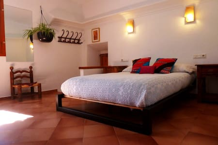 Room in a Tradicional Rural House - Sant Carles - House