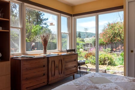 Garden and Mountain View Room  - Mill Valley - Ev