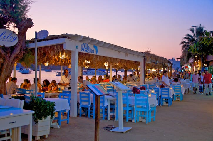 One of our favorite fish restaurant, perfect calamar ever!