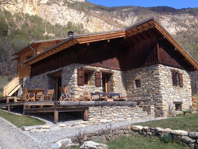 Maison aux portes des Ecrins - Les Vigneaux - Hus