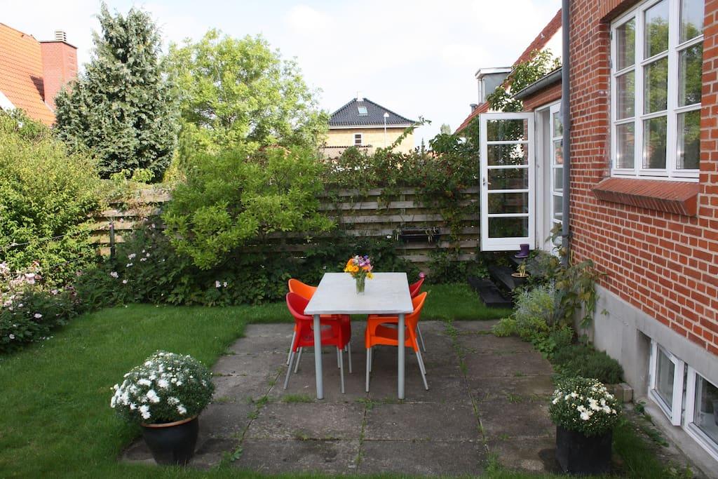 Garden, have