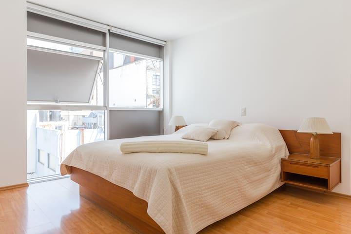 Your private/business stay in Polanco - Ciudad de México - Apartment