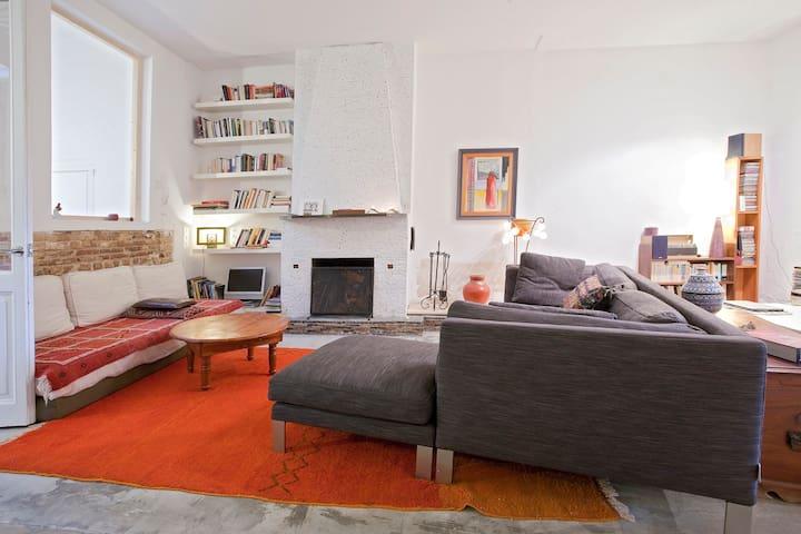 Quiet & Charming en-suite room