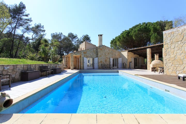 Exclusive villa in Mougins  - Mougins - House