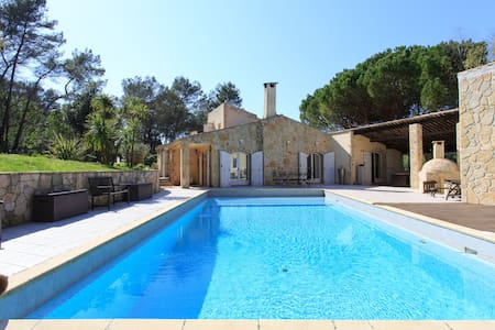 Exclusive villa in Mougins