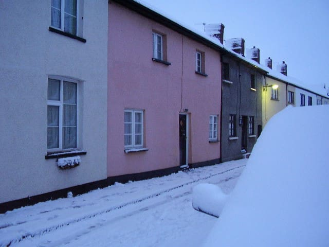 Comfy double rooms in cosy cottage - North Petherton - Haus